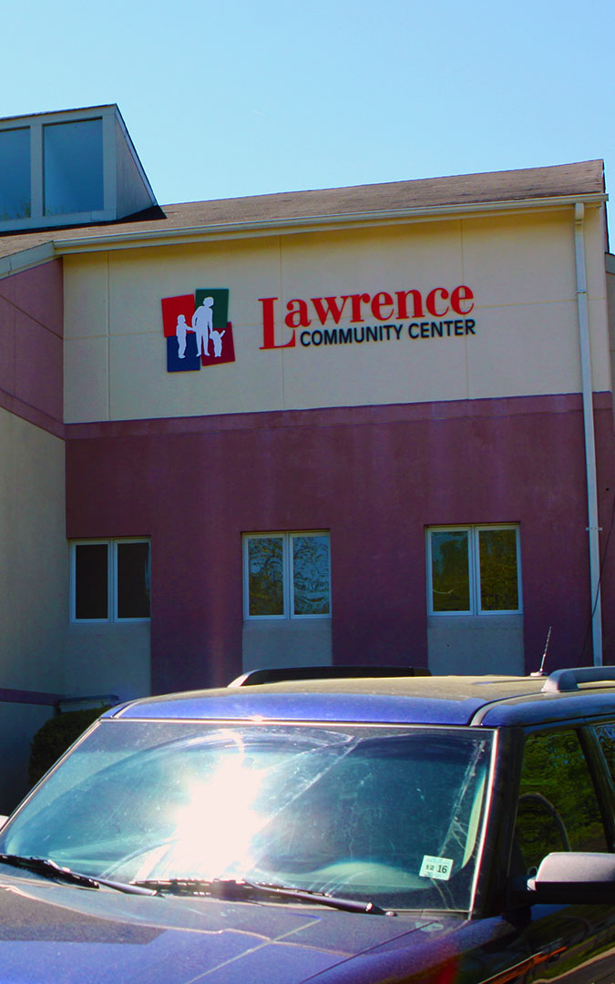 Lawrence Community Center Homefront Nj