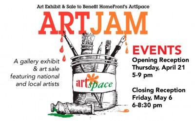 ArtJam Opens April 21, 2016