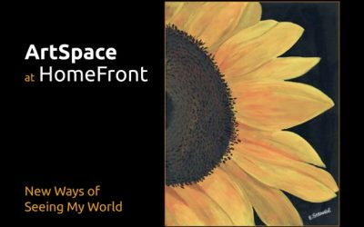 HomeFront's ArtSpace Offers Special New Book