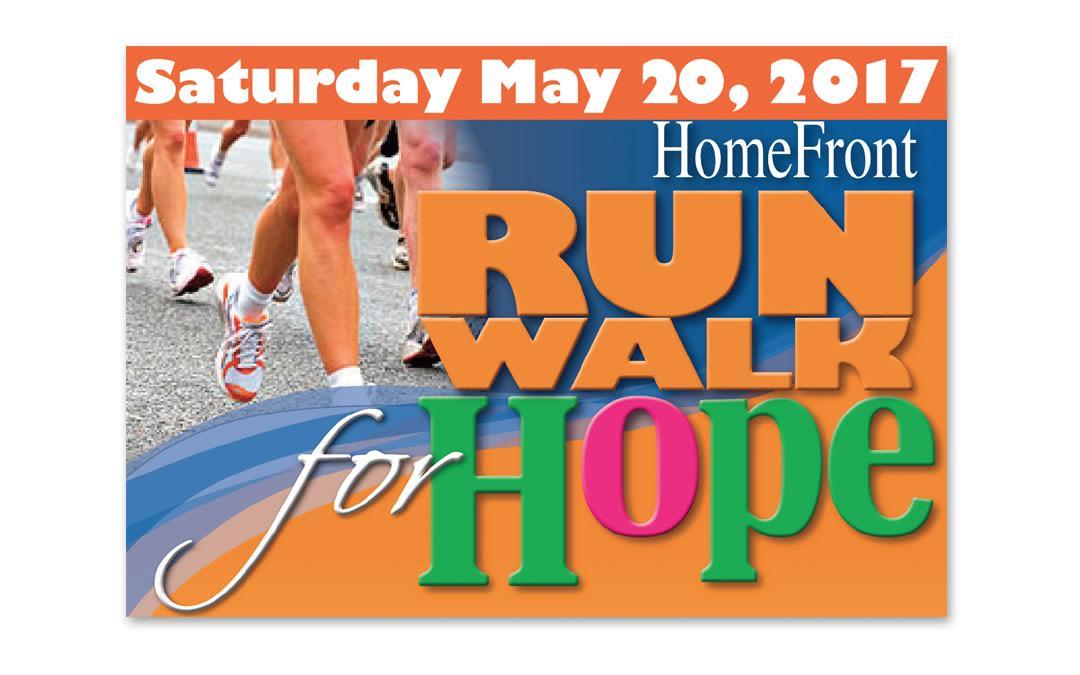 Run/Walk for Hope and Health Fair