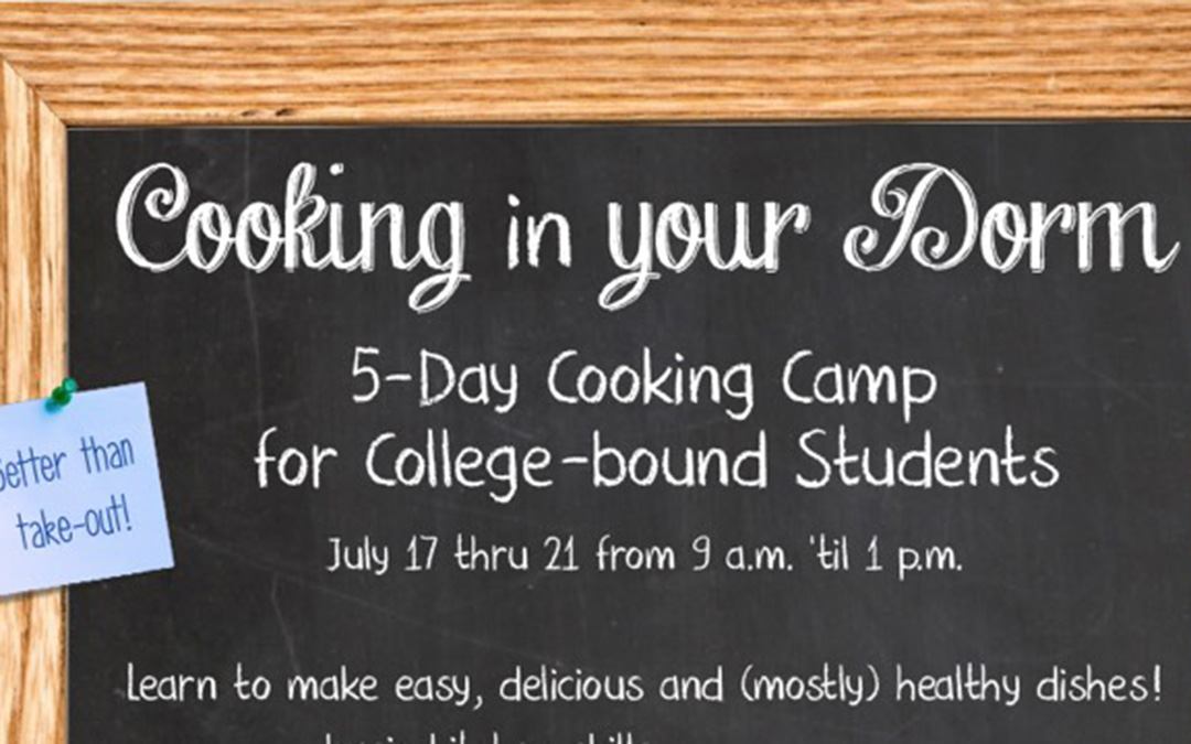 Creative Cooking Camps