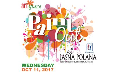 ArtSpace's Third Annual Paint Out
