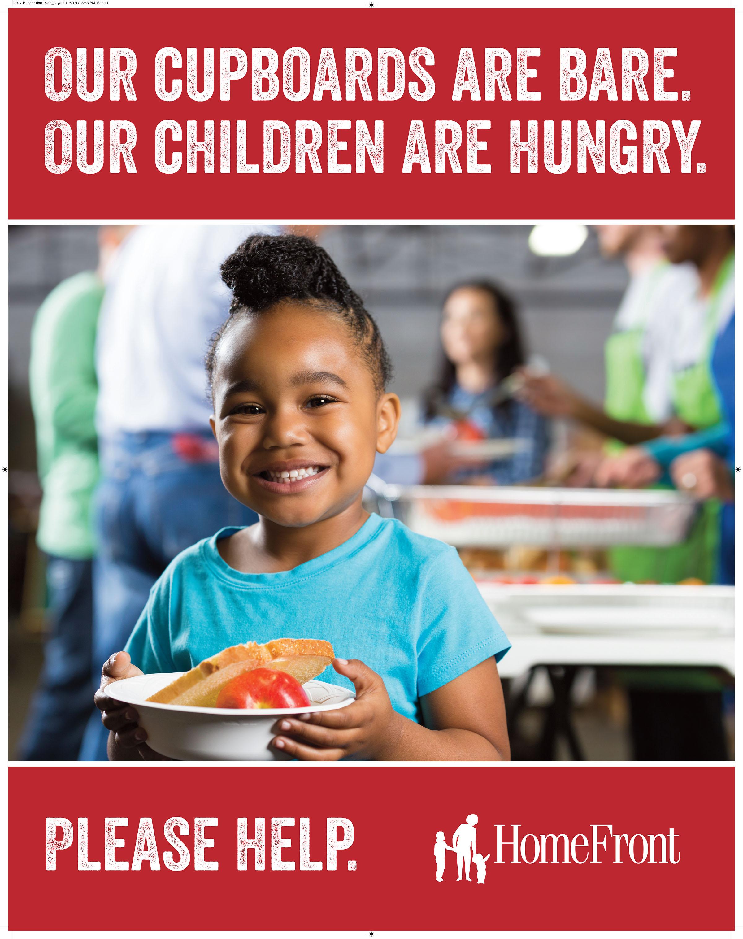 Summer Hunger Campaign 2017 Homefront Nj