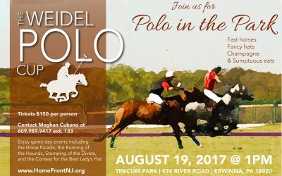 Polo in the Park Benefit