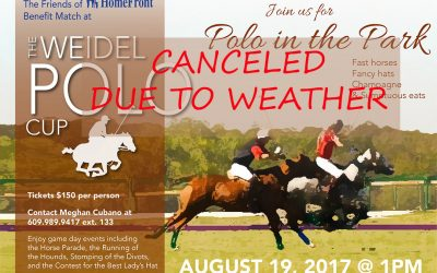Polo in the Park Canceled Due to Weather