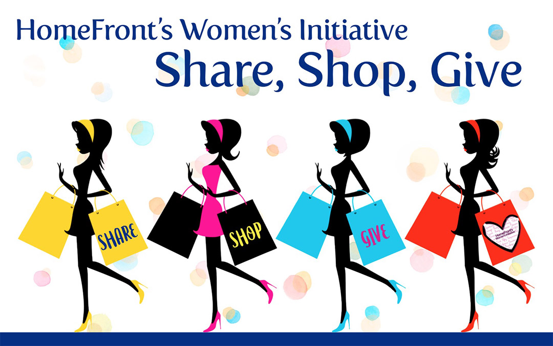 Share Shop Give Homefront Nj