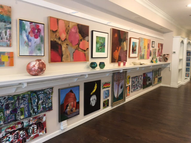 artjam display