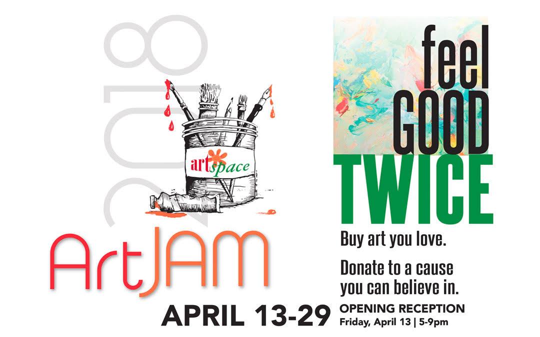 HomeFront's ArtJam: Feel Good Twice!