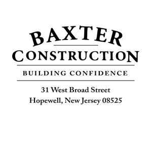 baxter construction logo