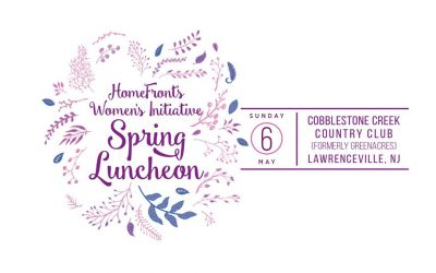 HomeFront Women's Initiative Ninth Annual Spring Luncheon