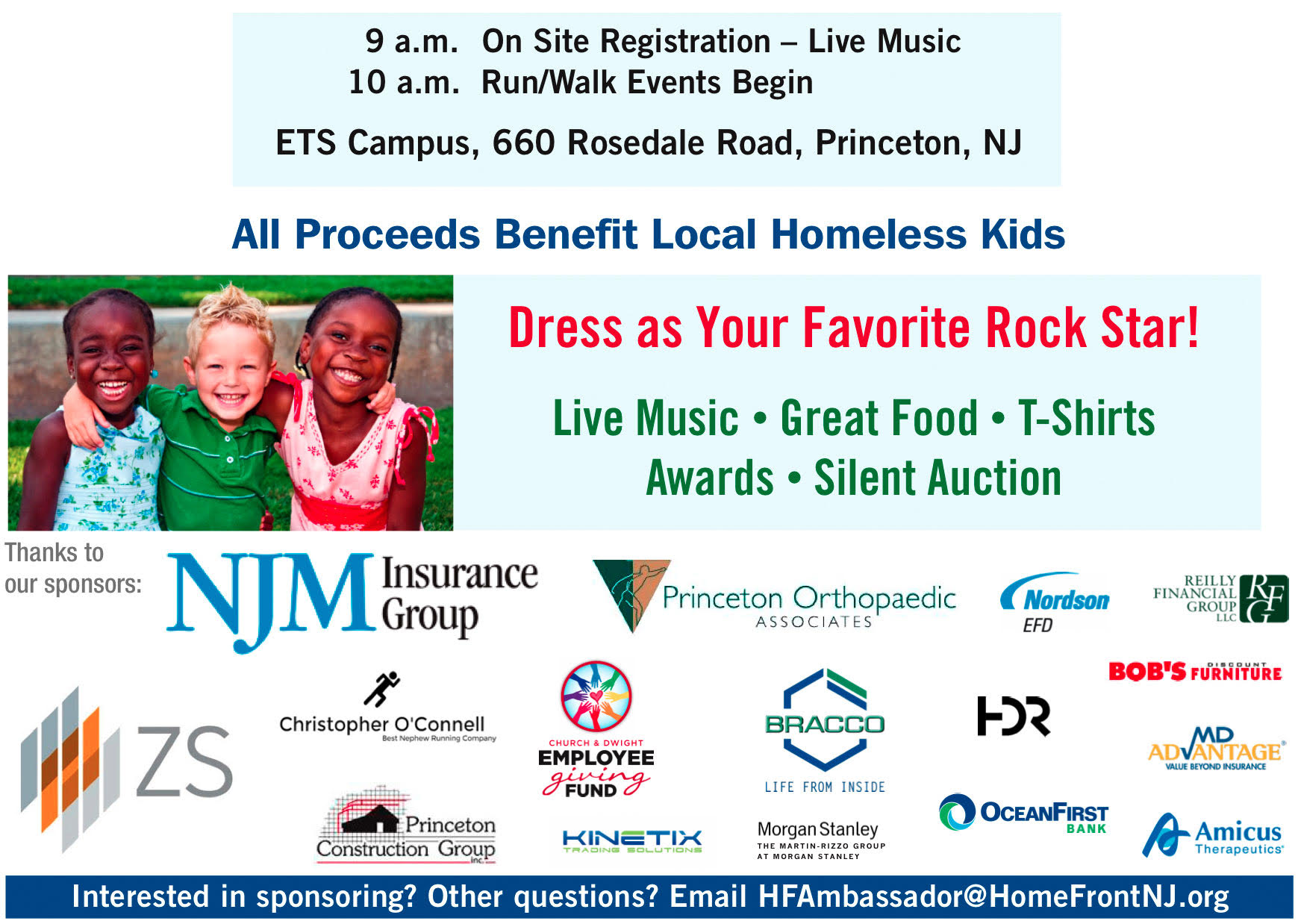 Homefront Rock Amp Roll For Hope 5k And 1 Mile Run Walk