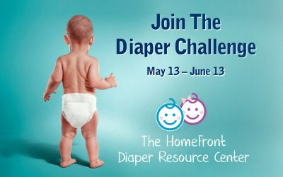 Join the Diaper Challenge