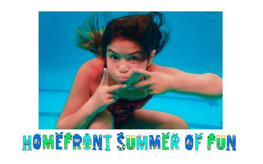 HomeFront Summer Fun, Camp Mercer, June 25 – August 17