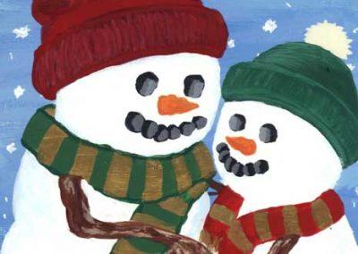 aileen-snowmen
