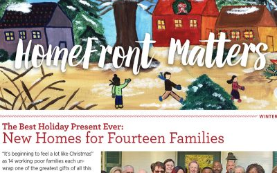 HomeFront Matters, Winter 2018