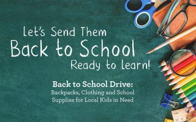 Start a Homeless Child's School Year Off Right!