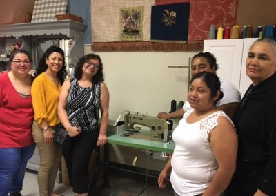 SewingSpace Switlik donates machines