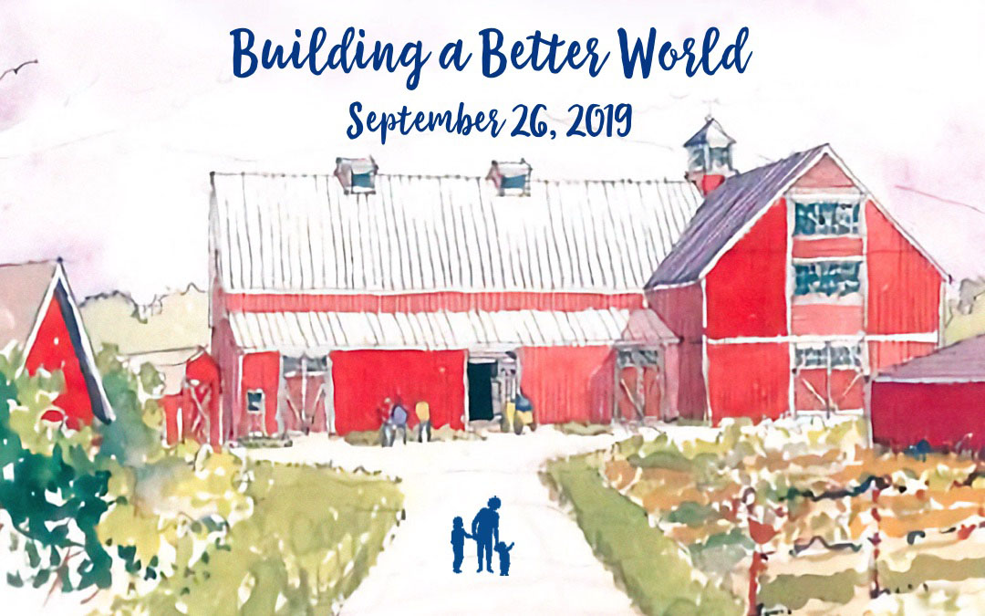 Building a Better World Celebration