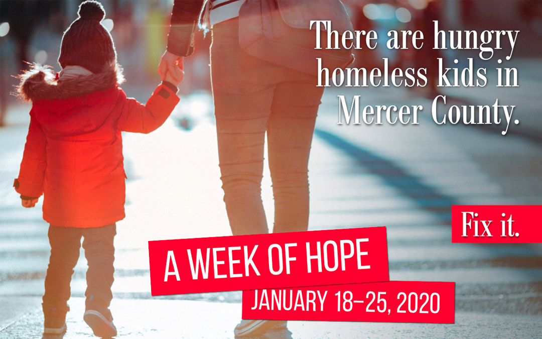 Week of Hope: Get Involved