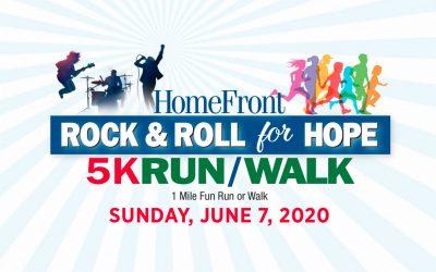 Rock & Roll for Hope: 5K and 1 Mile Fun Run/Walk