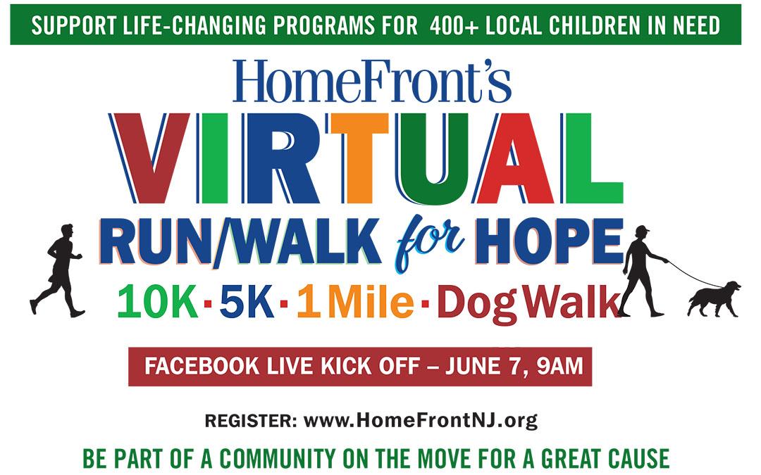 Virtual Run/Walk for Hope