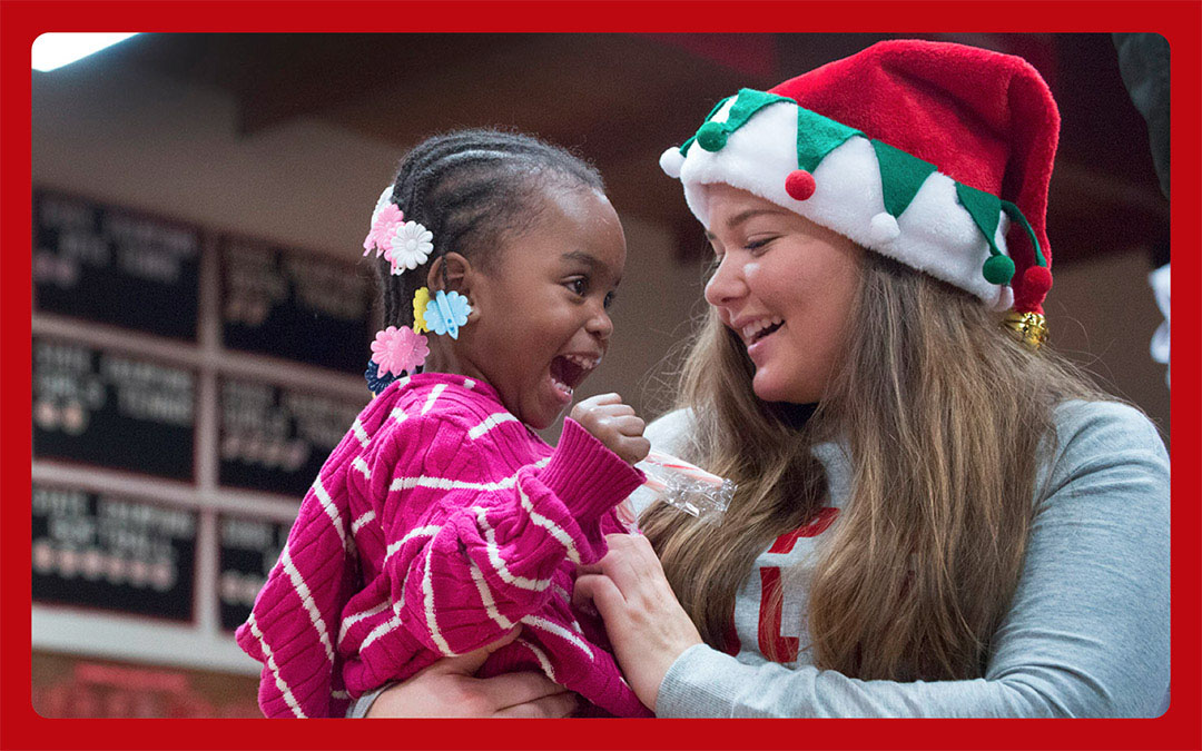 HomeFront's Holiday Wishes Drive – 2020