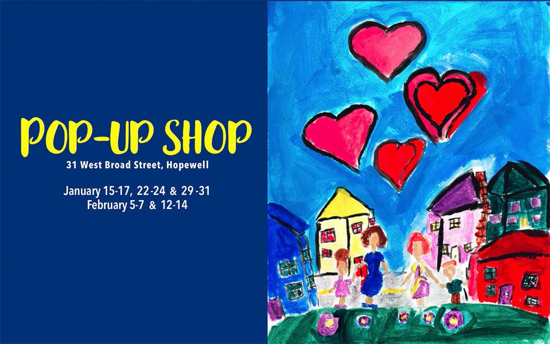 Pop-Up Shop to Support HomeFront