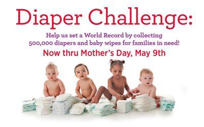 Diaper Challenge 2021