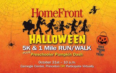 Halloween Run/Walk for HomeFront